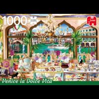 Venice La Dolce Vita - Wanderlust - 1000 stukjes