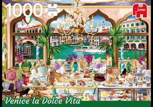 Venice La Dolce Vita- 1000 pièces