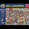 Jumbo Championnat des puzzles  - JvH - 1000 pièces
