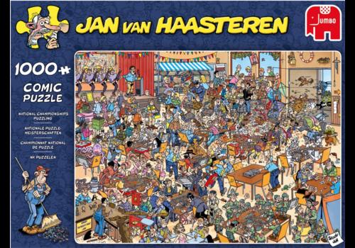Championship jigsaw puzzles - JvH - 1000 pieces