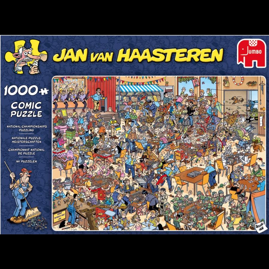 Championnat des puzzles  - JvH - 1000 pièces-1