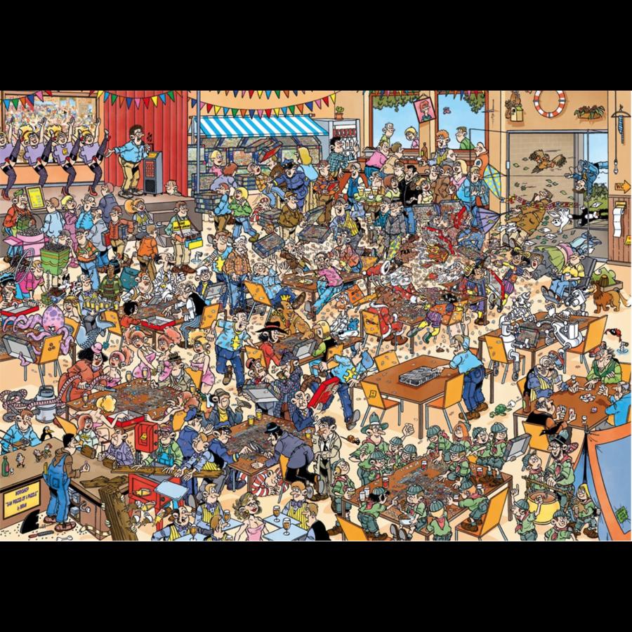 Championnat des puzzles  - JvH - 1000 pièces-2