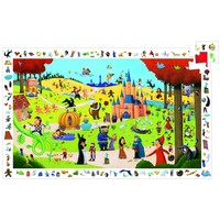 thumb-All fairy tales - puzzle of 54 pieces-1