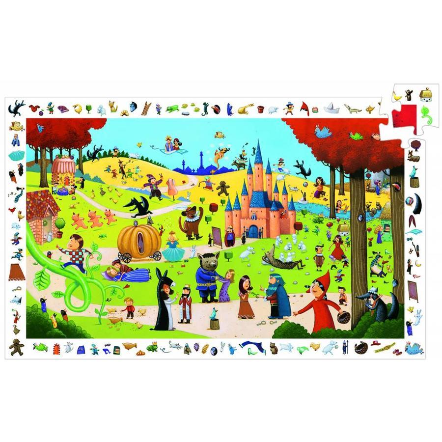 Tous les fées - Puzzle de 54 pièces-1