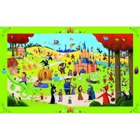 thumb-Tous les fées - Puzzle de 54 pièces-2