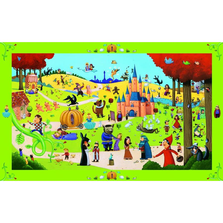 All fairy tales - puzzle of 54 pieces-2