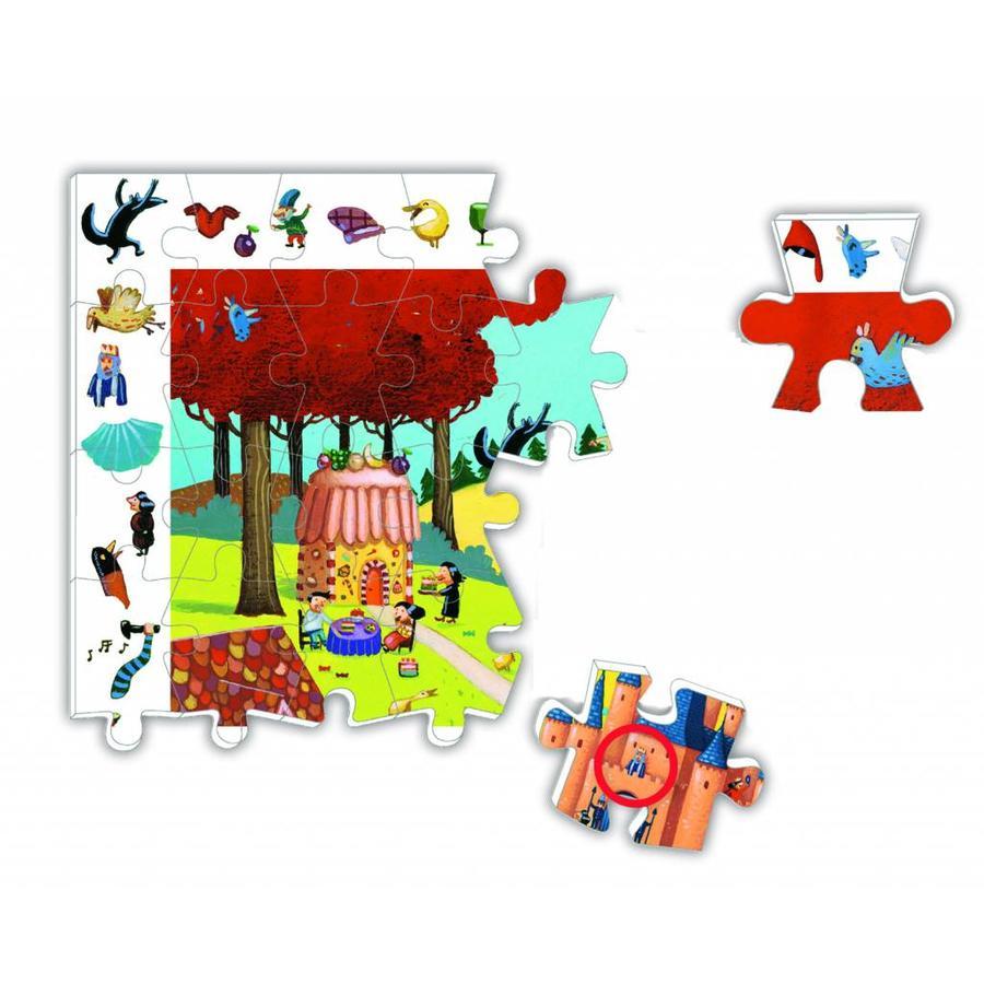 Tous les fées - Puzzle de 54 pièces-3