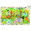 Djeco Expressed in the jungle - 35 pieces of puzzle