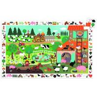 Glad Farm - Puzzle de 35 pièces