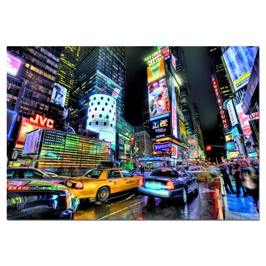 Times Square - puzzel van 1000 stukjes-1
