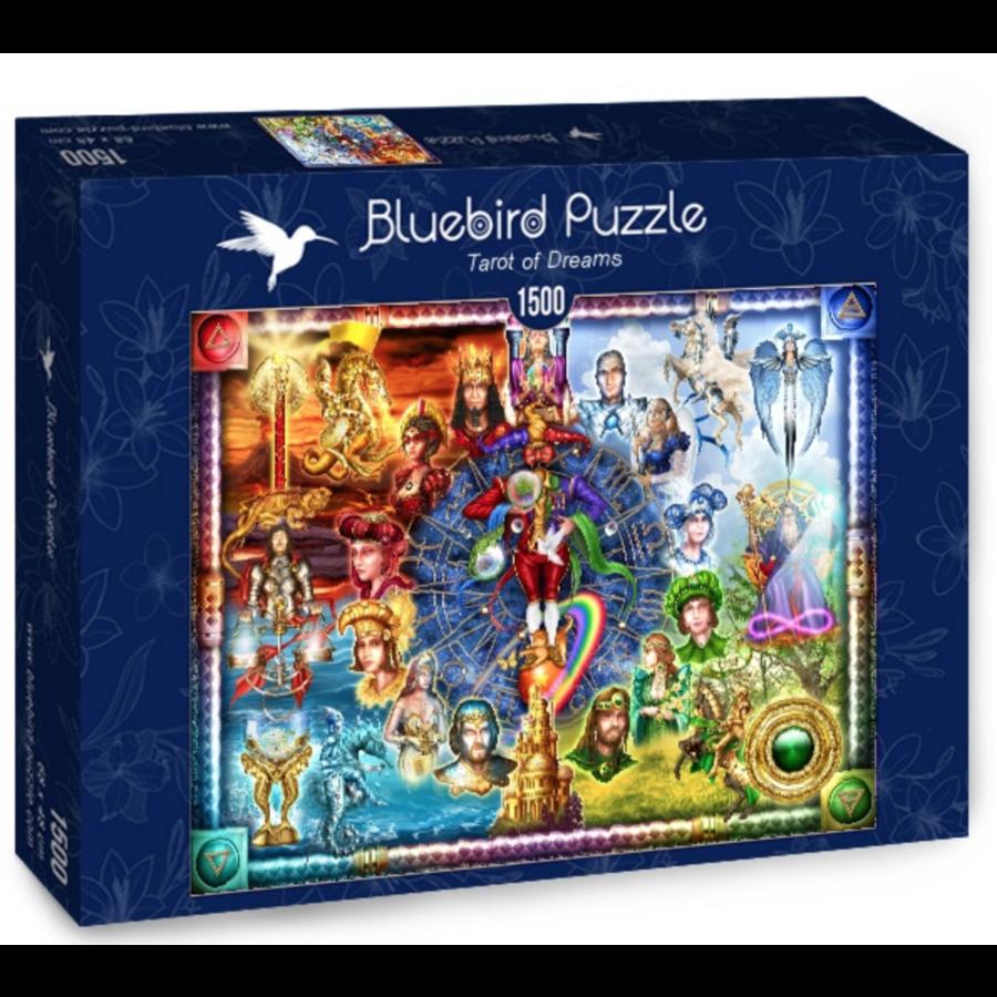 Tarot van dromen - puzzel van 1500 stukjes-2