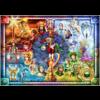 Bluebird Puzzle Tarot van dromen - puzzel van 1500 stukjes