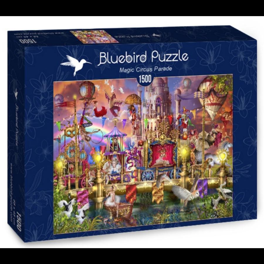 Magische Circus Parade - puzzel van 1500 stukjes-2