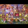 Bluebird Puzzle Magische Circus Parade - puzzel van 1500 stukjes