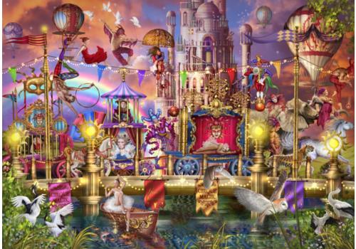 Bluebird Puzzle Magic Circus Parade  - 1500 pieces