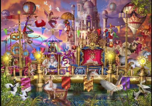 Bluebird Puzzle Parade du cirque magique - 1500 pièces