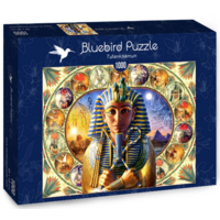 thumb-Tutankhamun - puzzel van 1000 stukjes-2