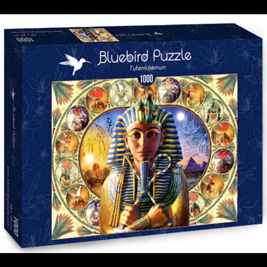 Tutankhamun - puzzel van 1000 stukjes-2