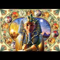 thumb-Tutankhamun - puzzel van 1000 stukjes-1