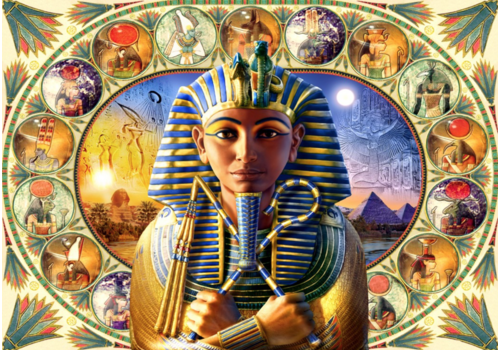 Bluebird Puzzle Tutankhamun - 1000 pieces