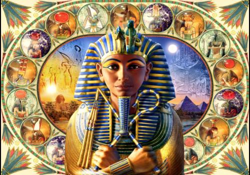 Tutankhamun - 1000 stukjes