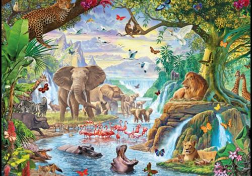 Jungle Lake  - 500 XL pieces