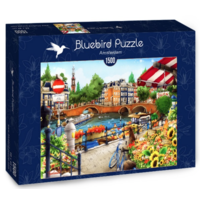 thumb-Amsterdam - puzzle of 1500 pieces-2