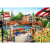 Bluebird Puzzle Amsterdam - puzzle of 1500 pieces