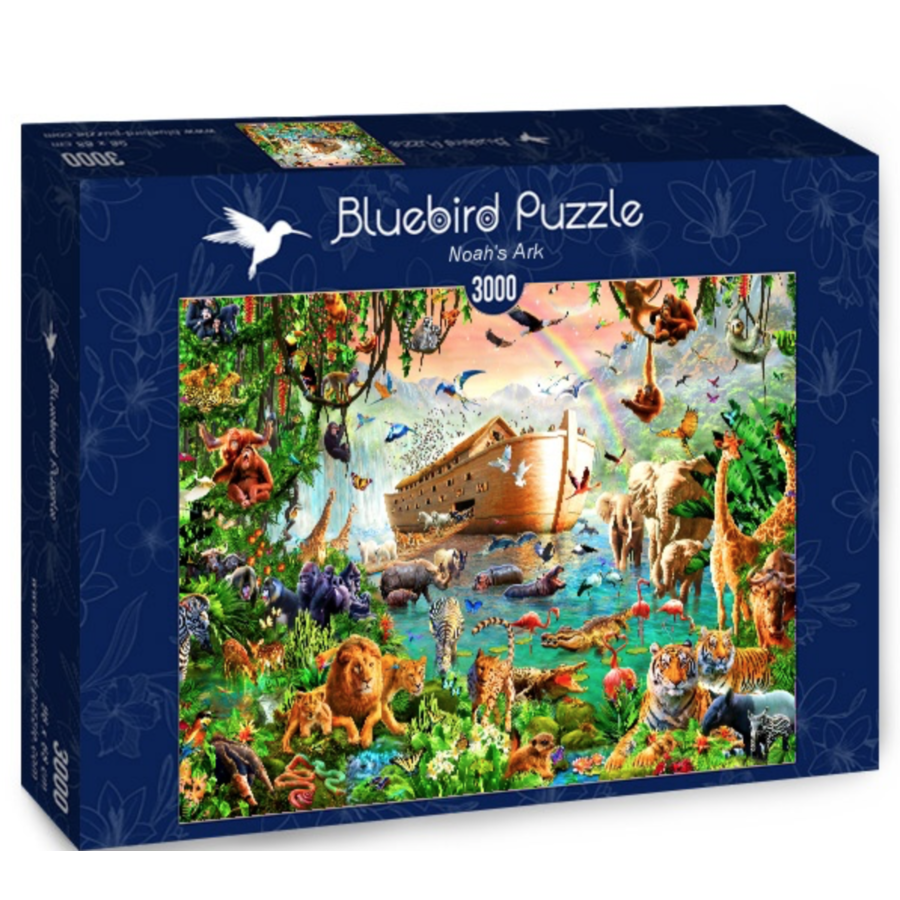 Noah's Ark - puzzle of 3000 pieces-1