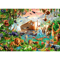 thumb-Noah's Ark - puzzle of 3000 pieces-2
