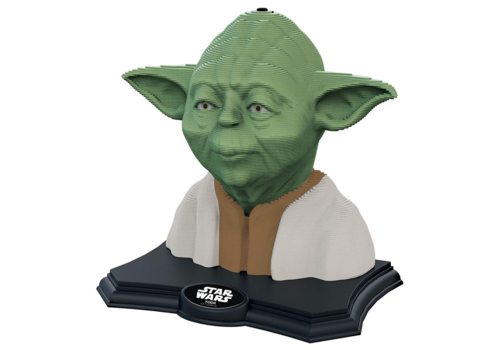 Star Wars - Yoda - 3D puzzle