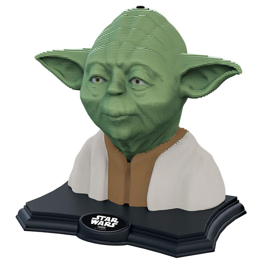 Star Wars - Yoda - 3D puzzle-1
