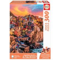thumb-Manarola - Cinque Terre - Italië - 300XXL stukjes-2