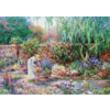 Educa Son jardin - puzzle de 300XXL pièces