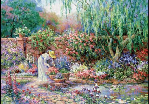 Educa Son jardin - 300XXL pièces