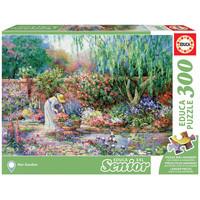thumb-Son jardin - puzzle de 300XXL pièces-2