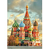 Educa St Basil's Cathedral - Moscou  -  jigsaw puzzle of 1000 pieces