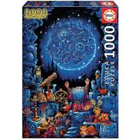 thumb-De astroloog - Glow in the Dark - puzzel 1000 stukjes-3