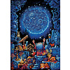 Educa L'astrologue - Glow in the Dark - puzzle 1000 pièces