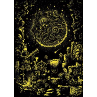 thumb-Astrologer - Glow in the Dark - puzzle 1000 pieces-2
