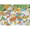 Jumbo Wild Water Raften - JvH - 3000 stukjes