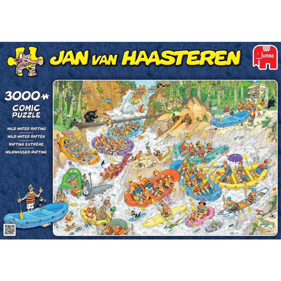 Wild Water Raften - JvH - 3000 stukjes-2