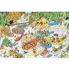 Jumbo Wild Water Raften - JvH - 1500 stukjes