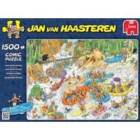 thumb-Wild Water Raften - JvH - 1500 stukjes-2