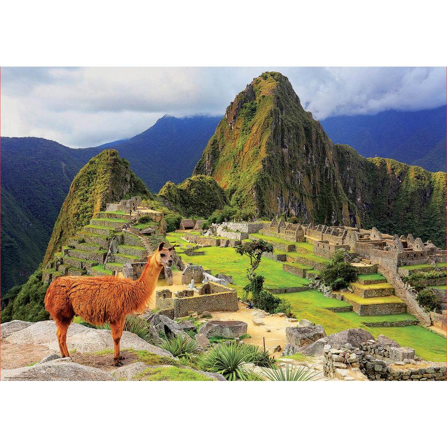 Machu Picchu - Peru - legpuzzel van 1000 stukjes-1