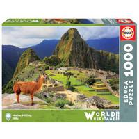 thumb-Machu Picchu - Peru - legpuzzel van 1000 stukjes-2
