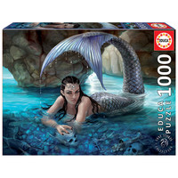 thumb-Hidden Depths - Anne Stokes  - jigsaw puzzle of 1000 pieces-2