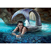 Educa Hidden Depths - Anne Stokes  - jigsaw puzzle of 1000 pieces
