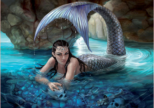 Hidden Depths - Anne Stokes - 1000 pieces