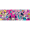 Educa Minnie Mouse  -  jigsaw puzzle of 1000 pieces - Panoramic puzzle